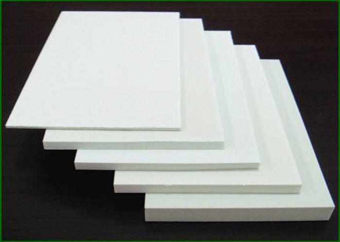 Waterproof PVC Foam Board Sheet Wall Mounted Durable For Bathroom Cabinet